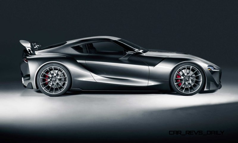 Best of 2014 Awards - Toyota FT-1 Concept 35