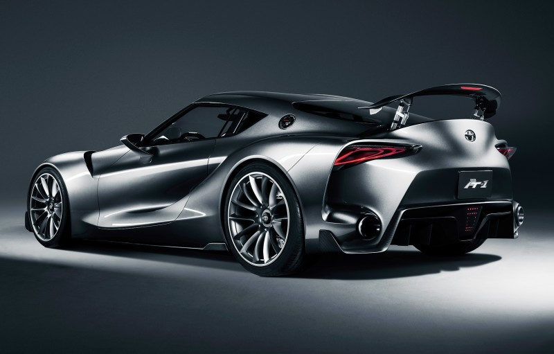 Best of 2014 Awards - Toyota FT-1 Concept 36
