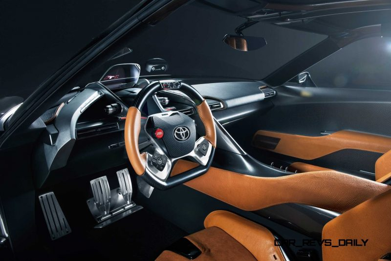 Best of 2014 Awards - Toyota FT-1 Concept 46