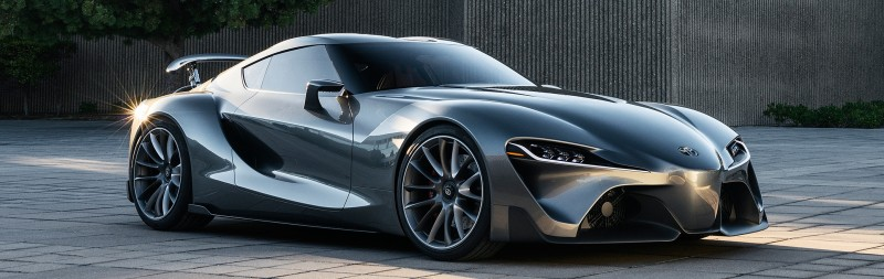 Best of 2014 Awards - Toyota FT-1 Concept 5