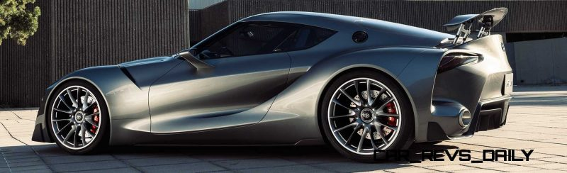 Best of 2014 Awards - Toyota FT-1 Concept 7