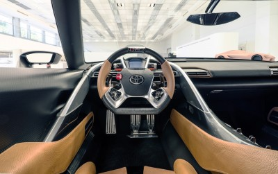 Best of 2014 Awards - Toyota FT-1 Concept 9