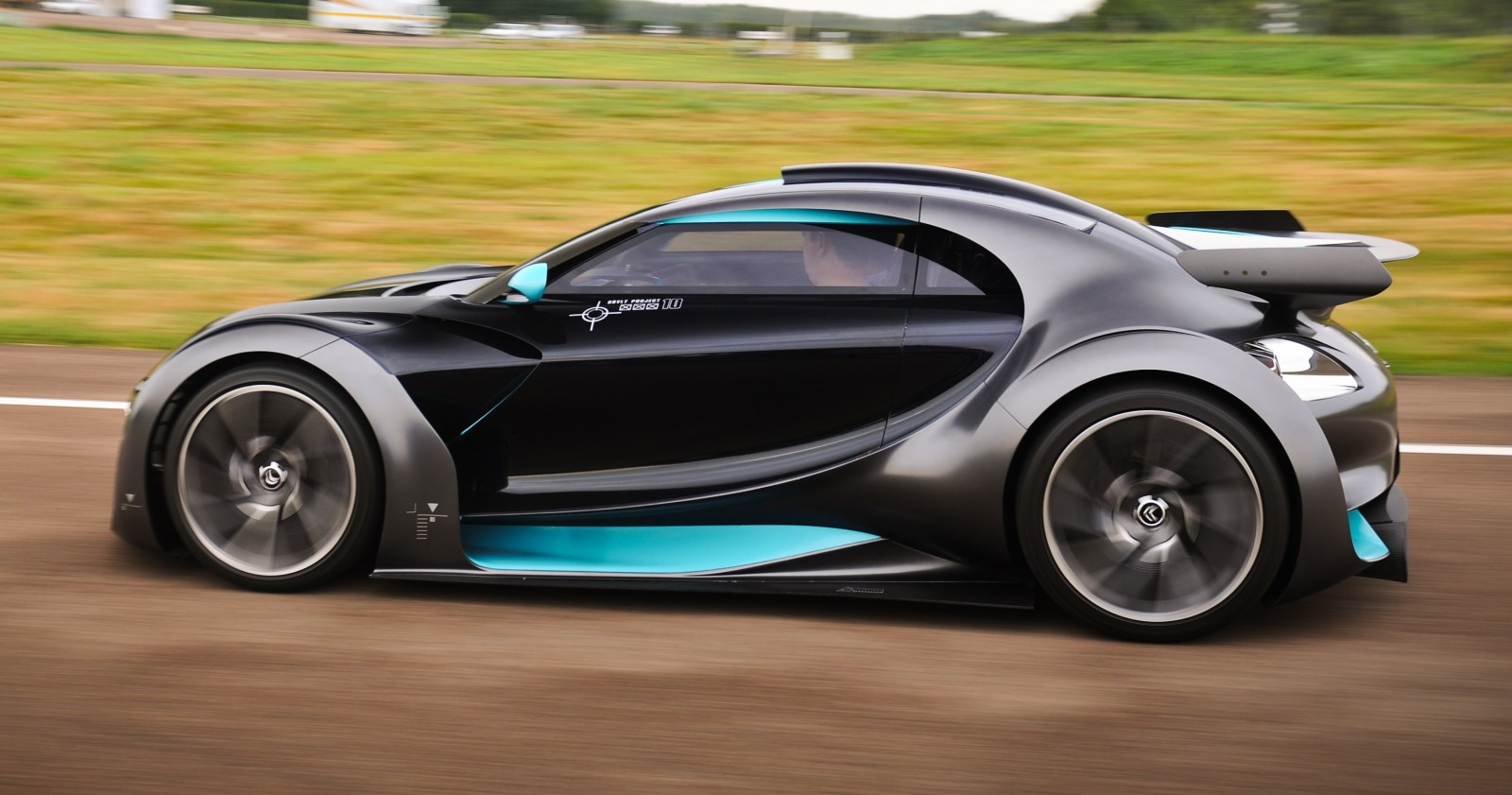 Concept Flashback - 2010 Citroen Survolt 102
