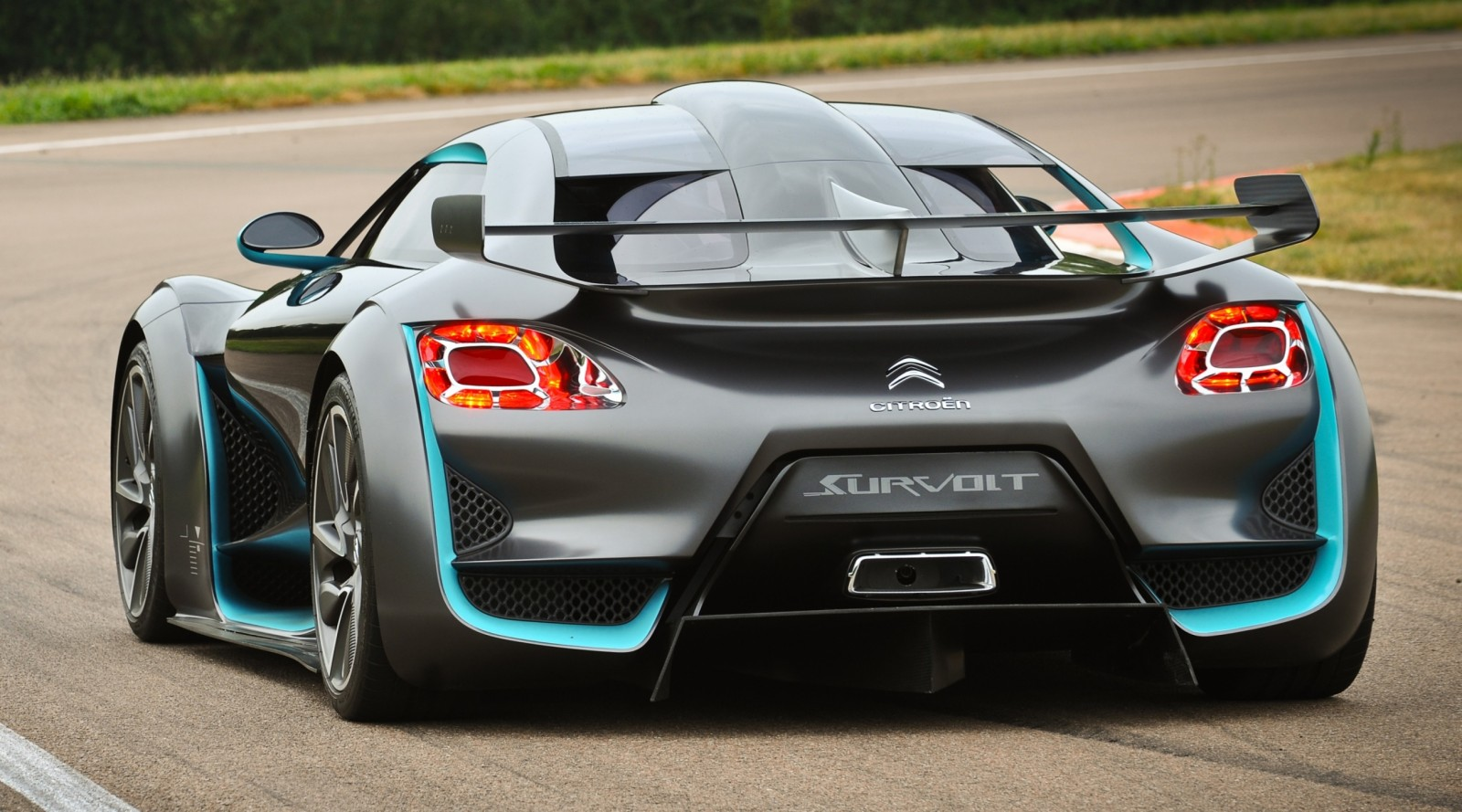 Concept Flashback - 2010 Citroen Survolt 108