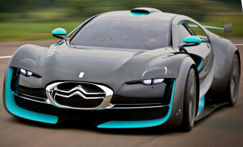 Concept Flashback - 2010 Citroen Survolt 109