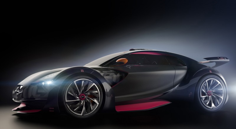 Concept Flashback - 2010 Citroen Survolt 11