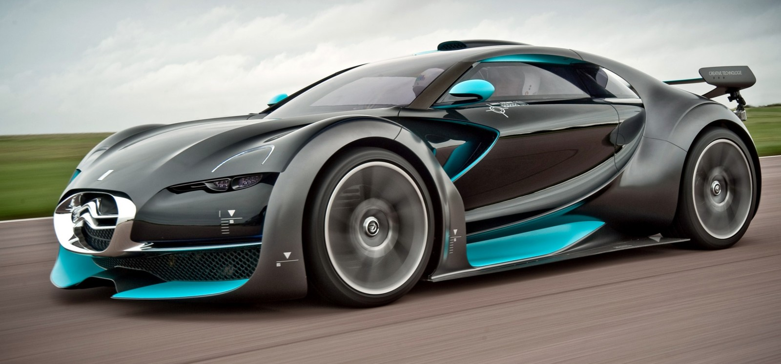 Concept Flashback - 2010 Citroen Survolt 12