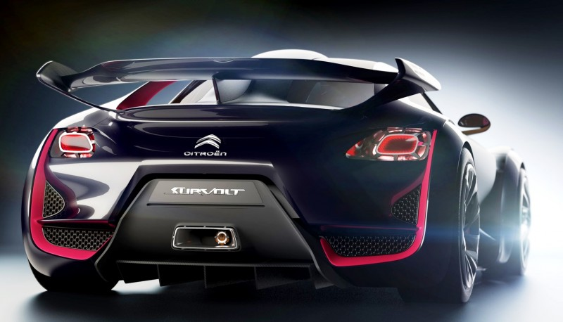 Concept Flashback - 2010 Citroen Survolt 13
