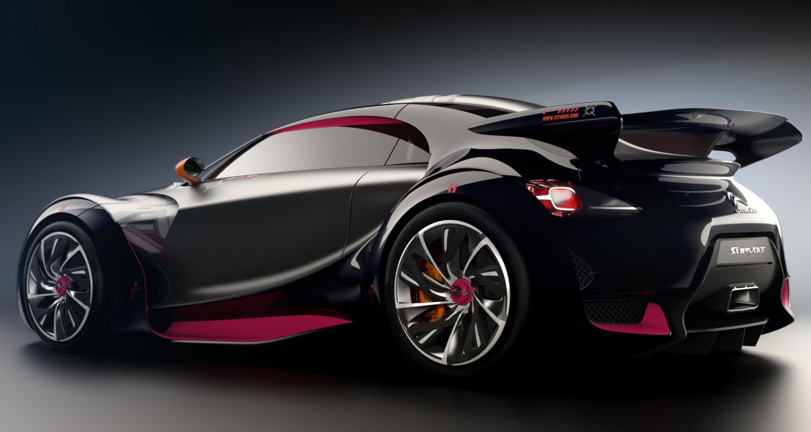 Concept Flashback - 2010 Citroen Survolt 14