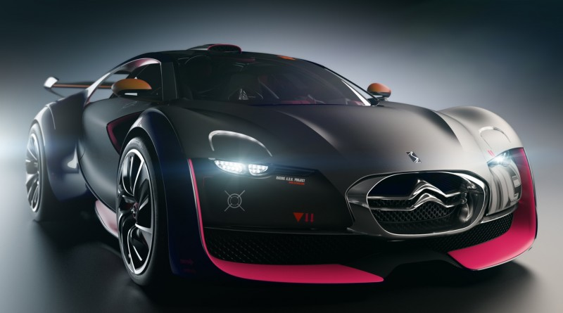 Concept Flashback - 2010 Citroen Survolt 15