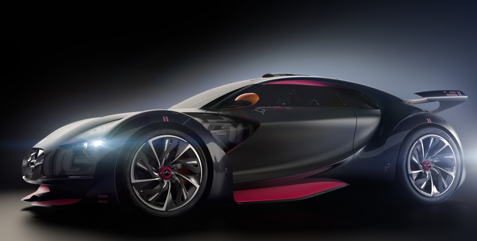 Concept Flashback - 2010 Citroen Survolt 16