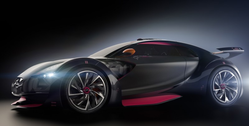 Concept Flashback - 2010 Citroen Survolt 16