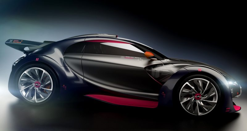 Concept Flashback - 2010 Citroen Survolt 17