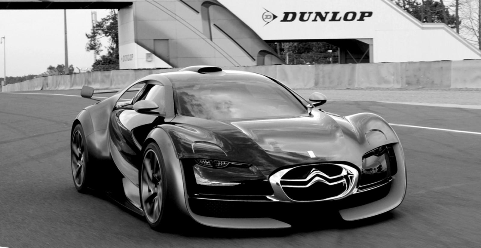 Concept Flashback - 2010 Citroen Survolt 18