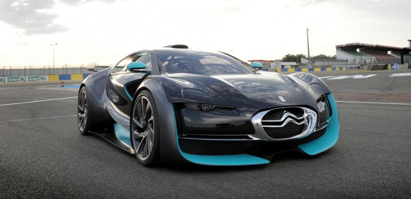 Concept Flashback - 2010 Citroen Survolt 22