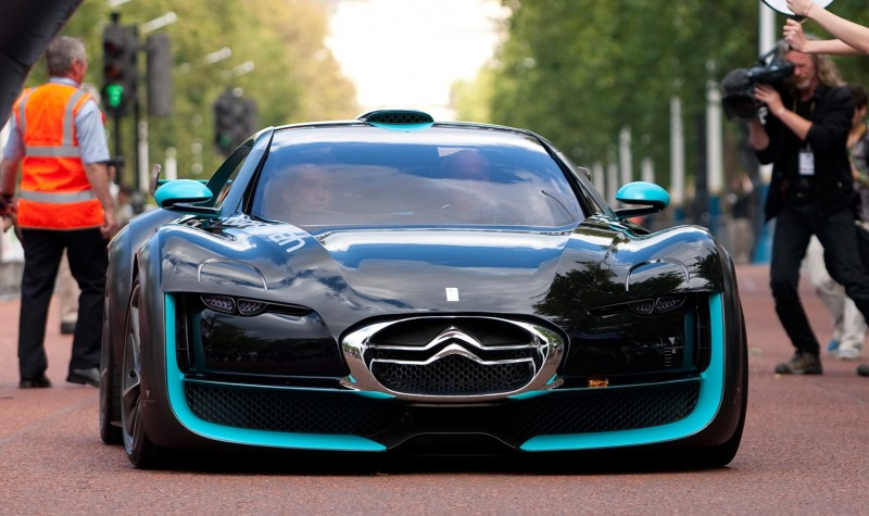 Concept Flashback - 2010 Citroen Survolt 26