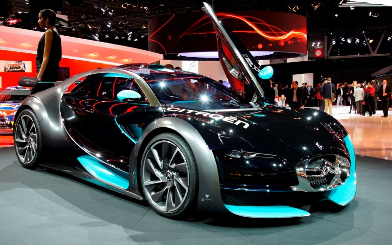 Concept Flashback - 2010 Citroen Survolt 3