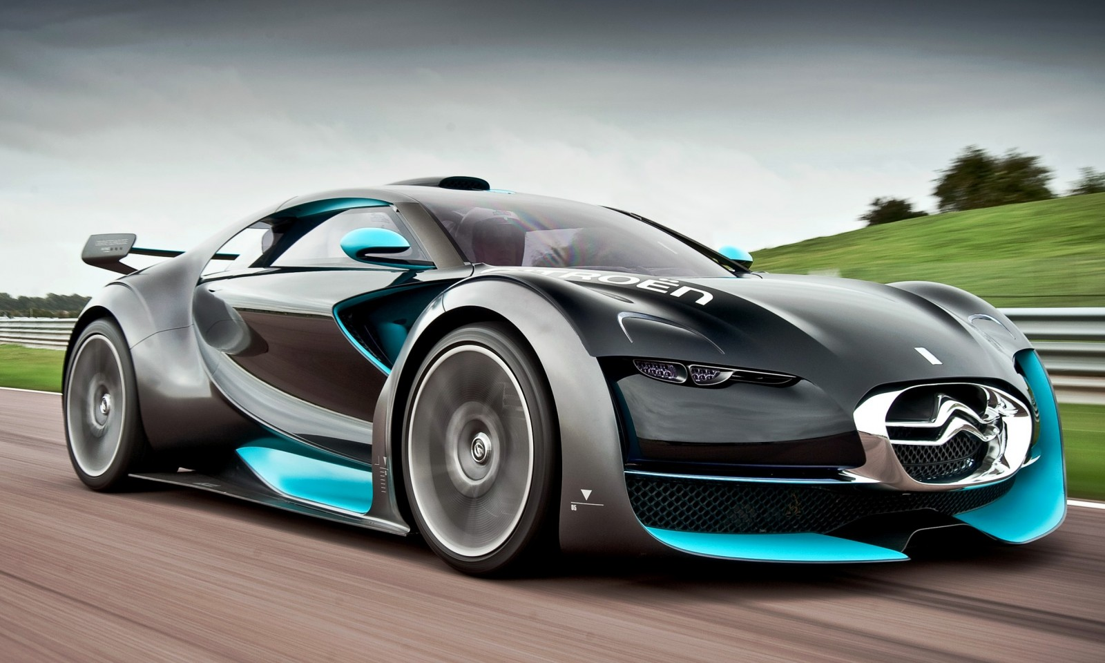 Concept Flashback - 2010 Citroen Survolt 31