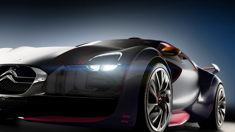 Concept Flashback - 2010 Citroen Survolt 33
