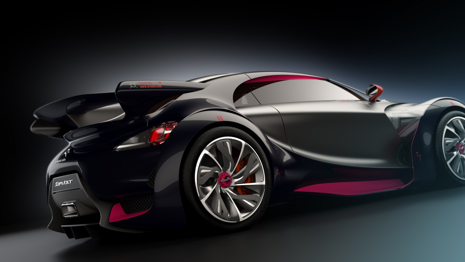 Concept Flashback - 2010 Citroen Survolt 38