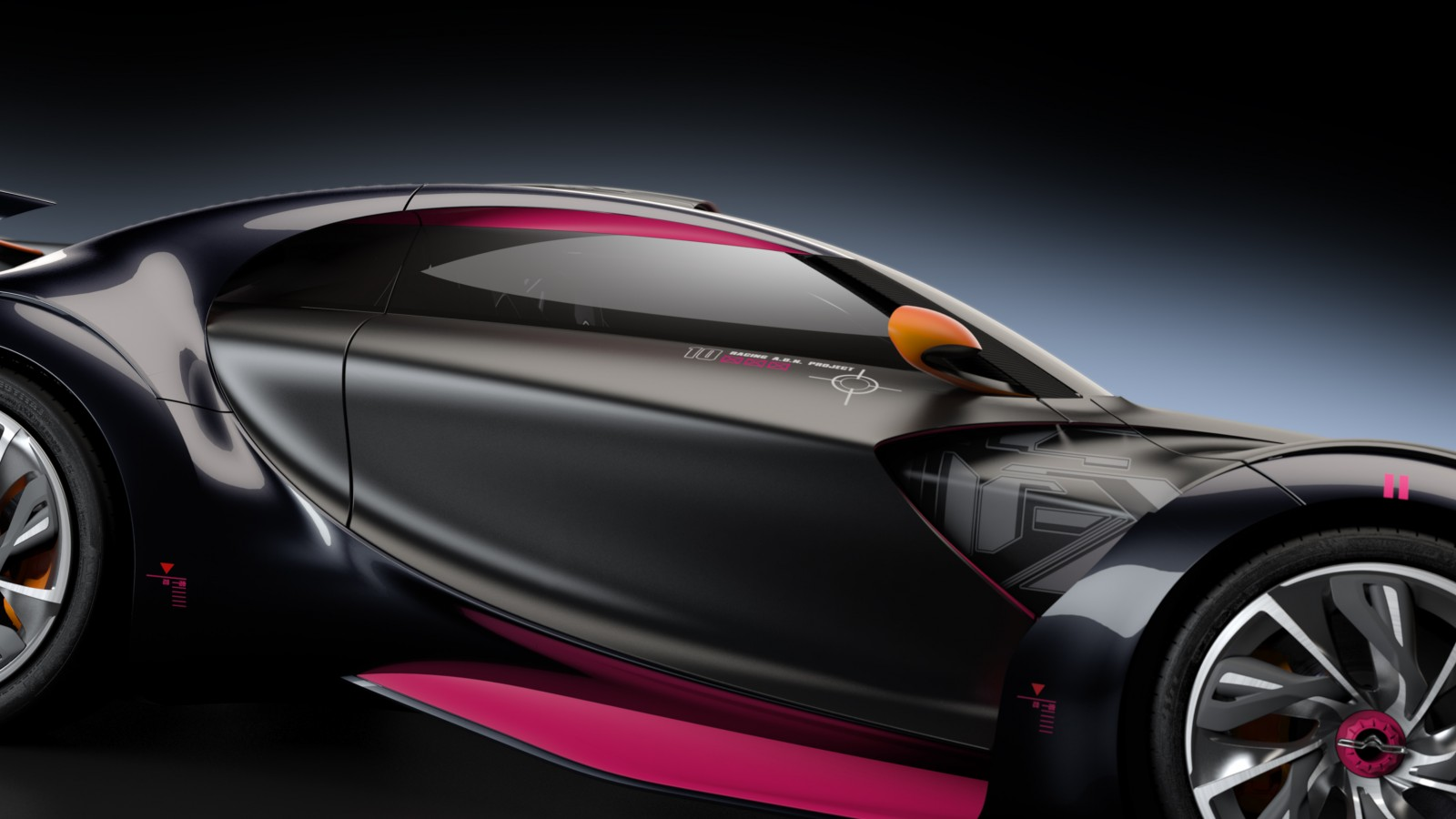 Concept Flashback - 2010 Citroen Survolt 40
