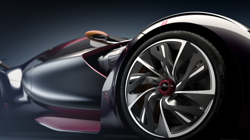 Concept Flashback - 2010 Citroen Survolt 41