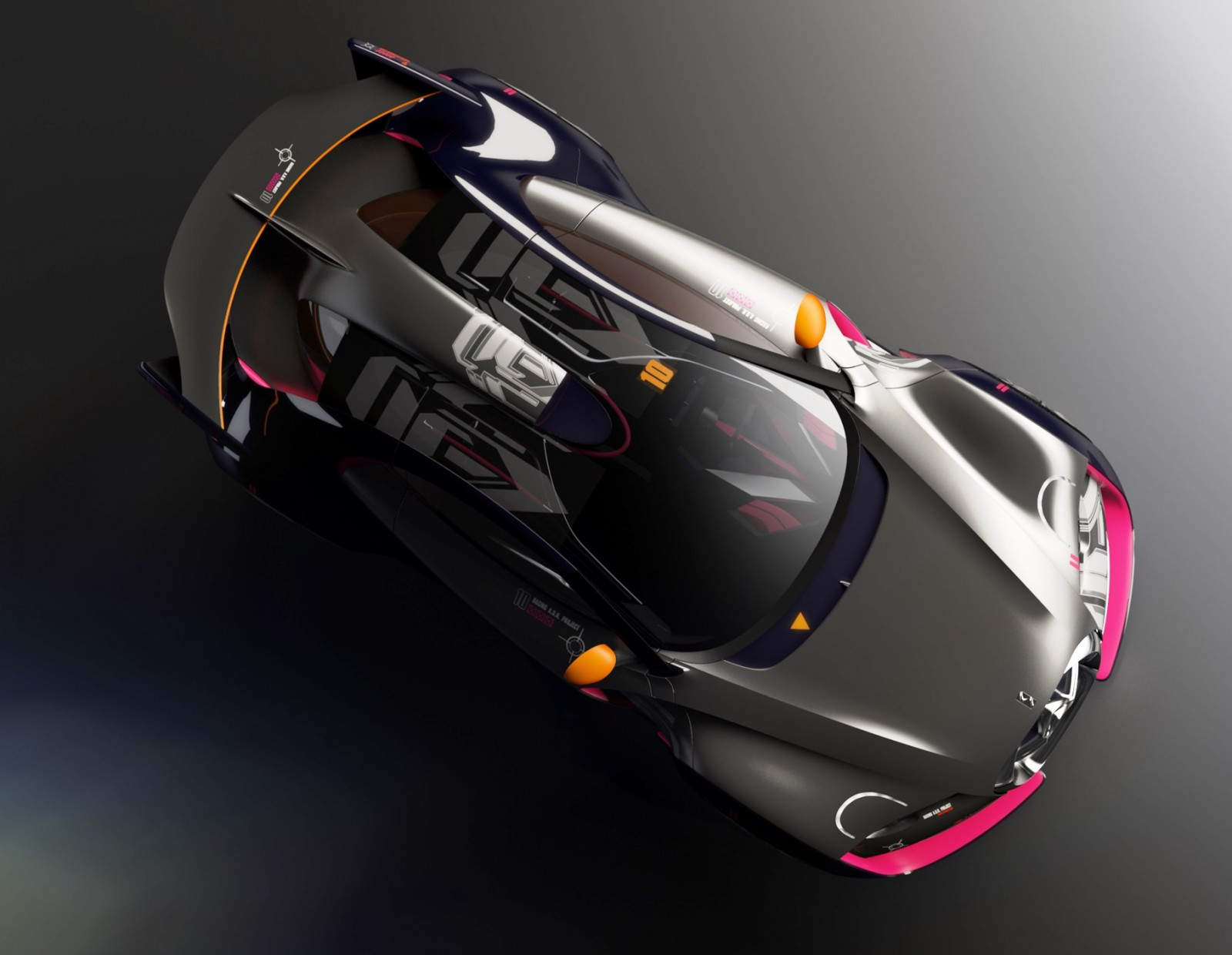 Concept Flashback - 2010 Citroen Survolt 45