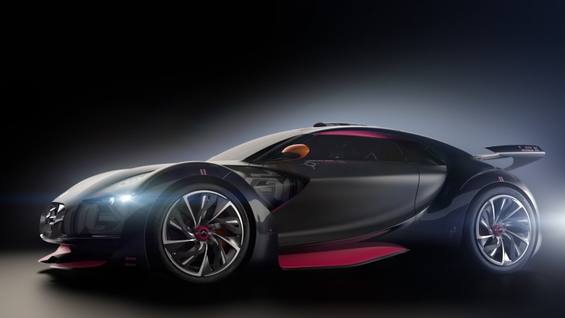 Concept Flashback - 2010 Citroen Survolt 46