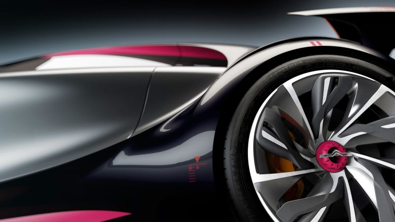 Concept Flashback - 2010 Citroen Survolt 47