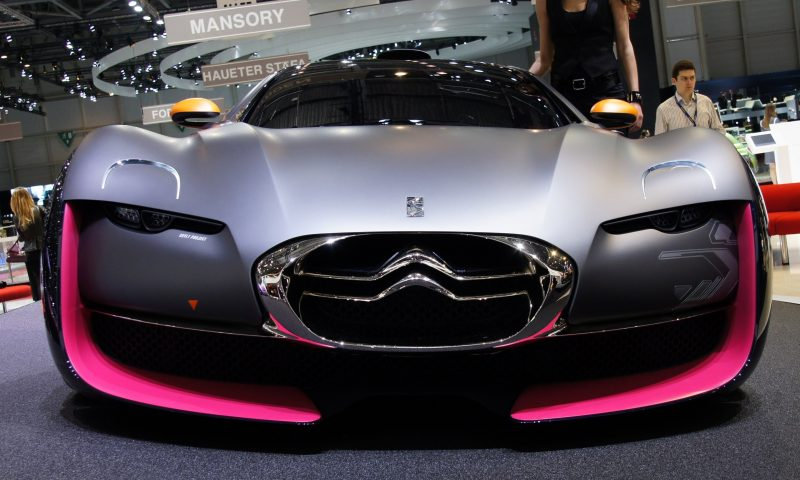 Concept Flashback - 2010 Citroen Survolt 5