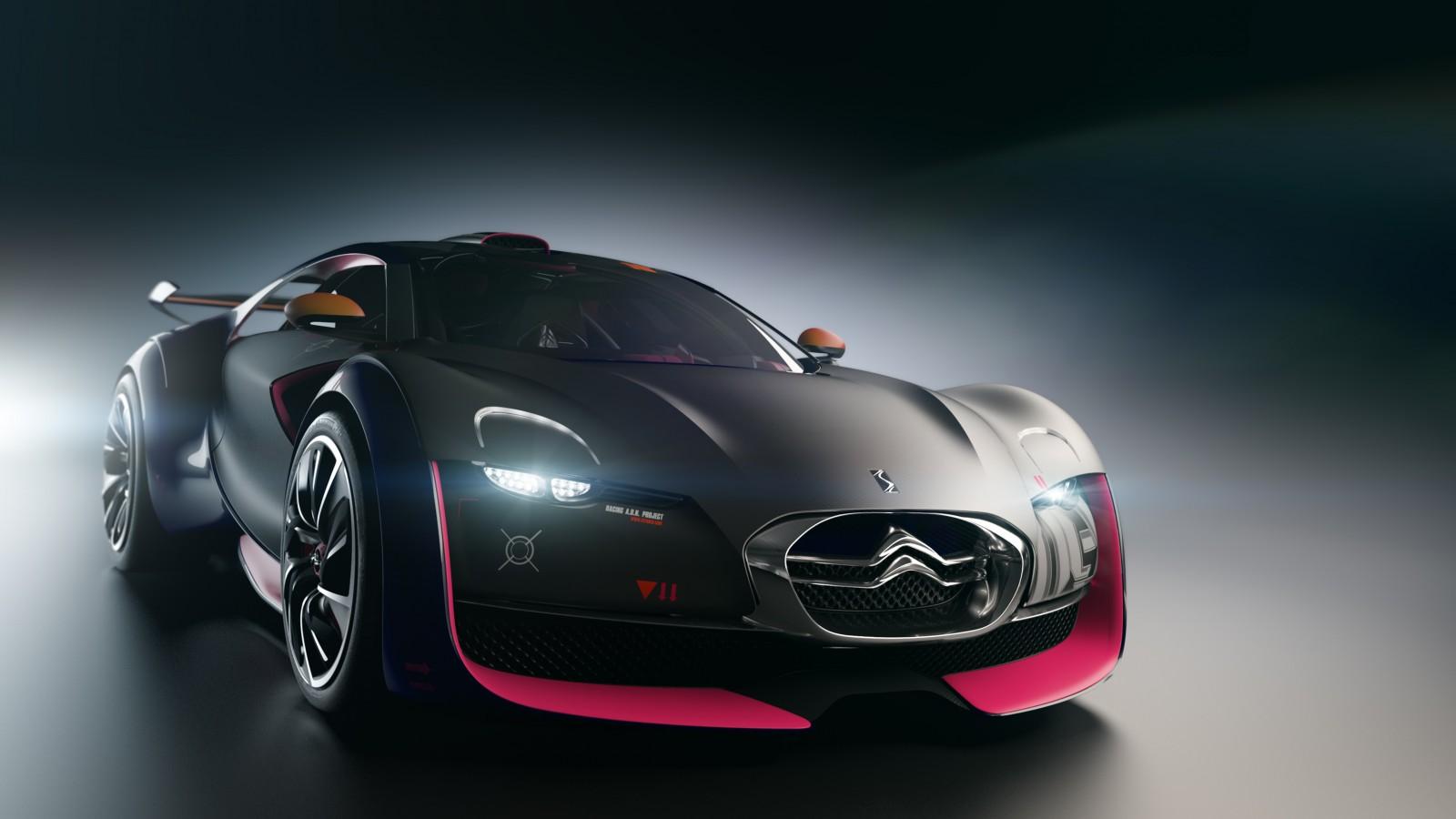 Concept Flashback - 2010 Citroen Survolt 50