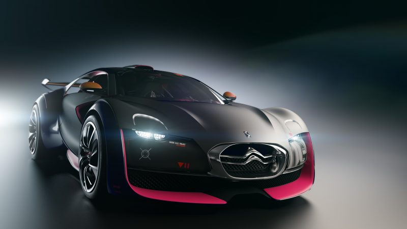 Concept Flashback - 2010 Citroen Survolt 50