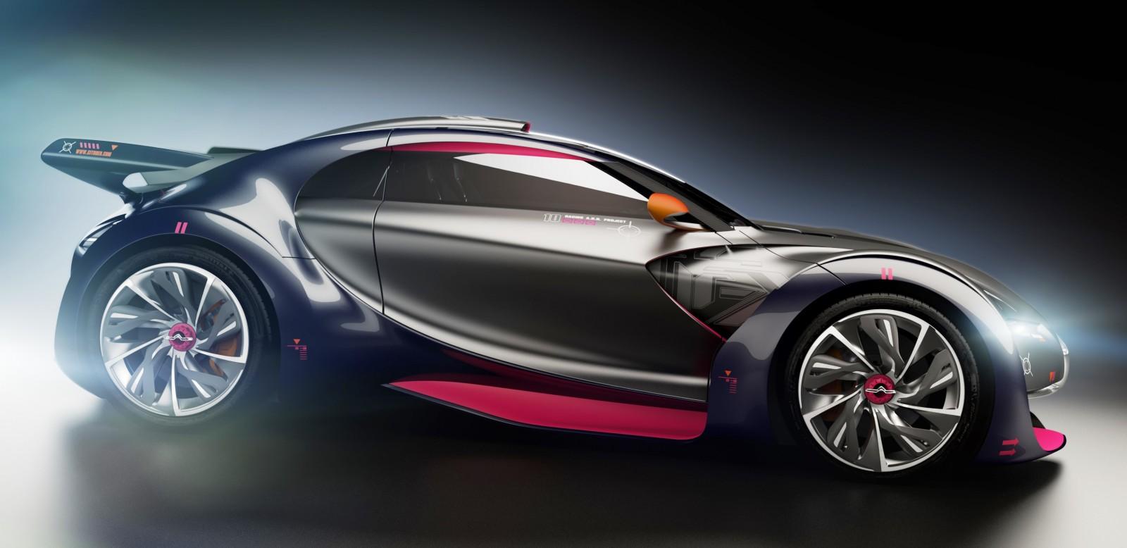 Concept Flashback - 2010 Citroen Survolt 51