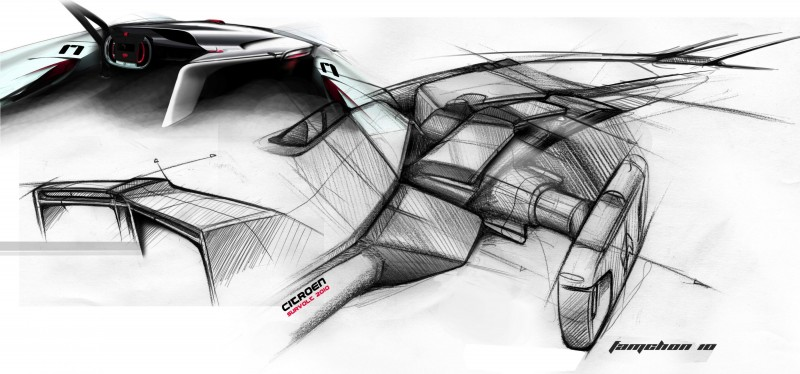 Concept Flashback - 2010 Citroen Survolt 52