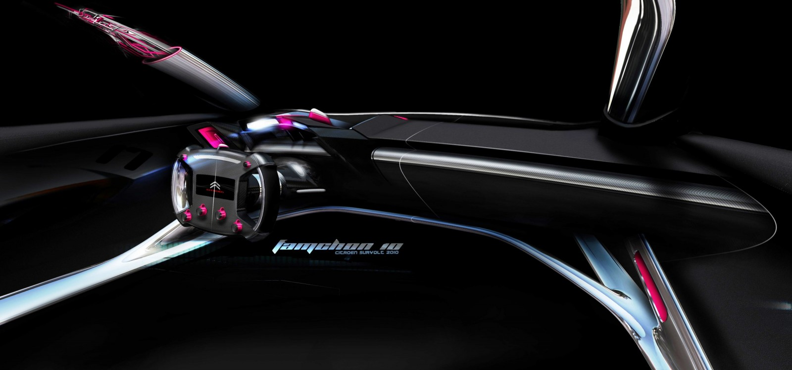Concept Flashback - 2010 Citroen Survolt 53