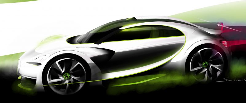 Concept Flashback - 2010 Citroen Survolt 58