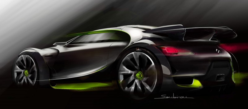 Concept Flashback - 2010 Citroen Survolt 59