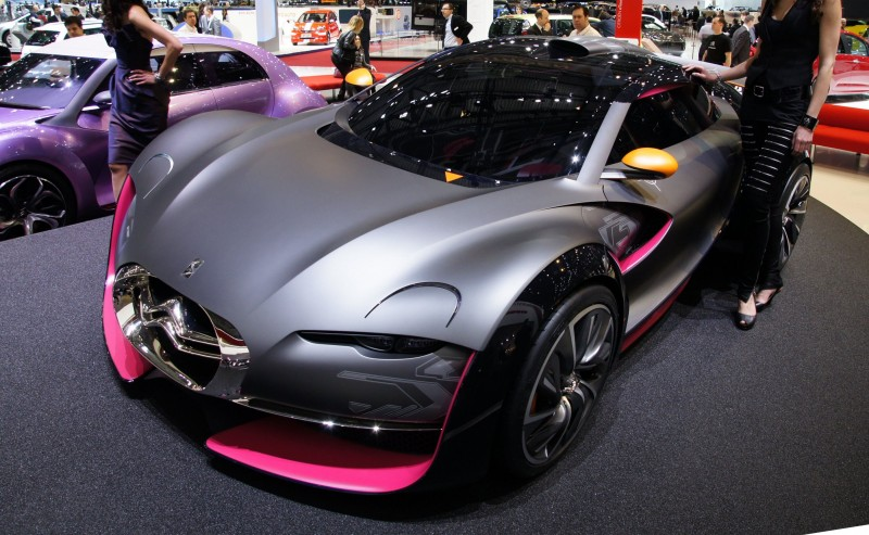 Concept Flashback - 2010 Citroen Survolt 6