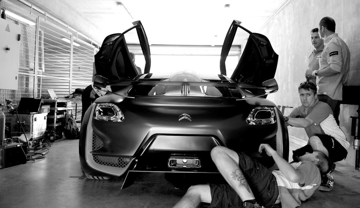 Concept Flashback - 2010 Citroen Survolt 60