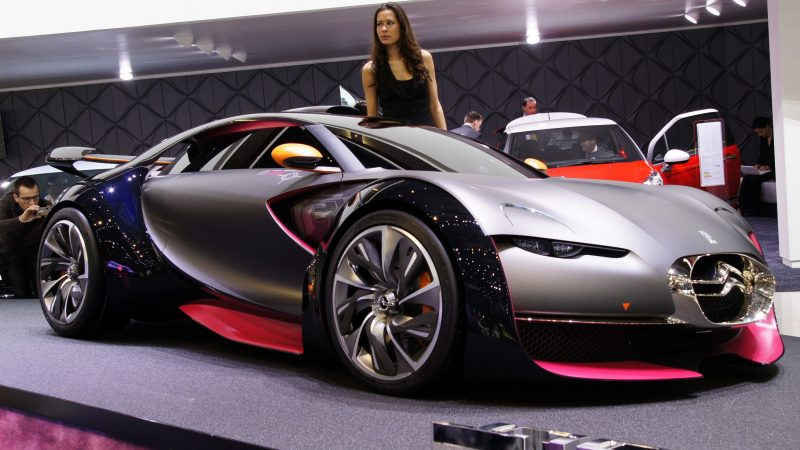 Concept Flashback - 2010 Citroen Survolt 7