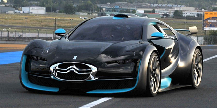 Concept Flashback - 2010 Citroen Survolt 72