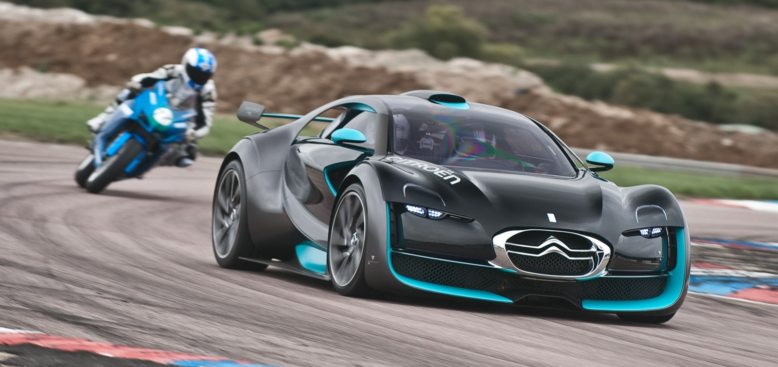 Concept Flashback - 2010 Citroen Survolt 75