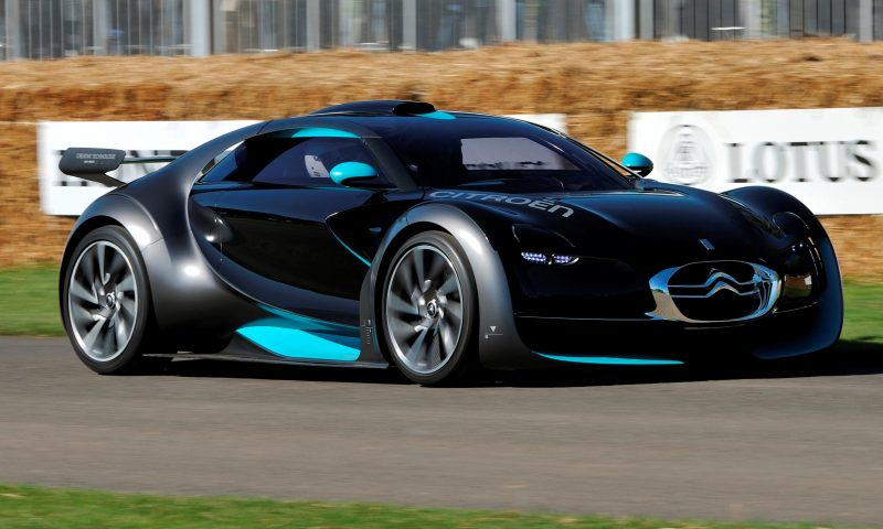 Concept Flashback - 2010 Citroen Survolt 8
