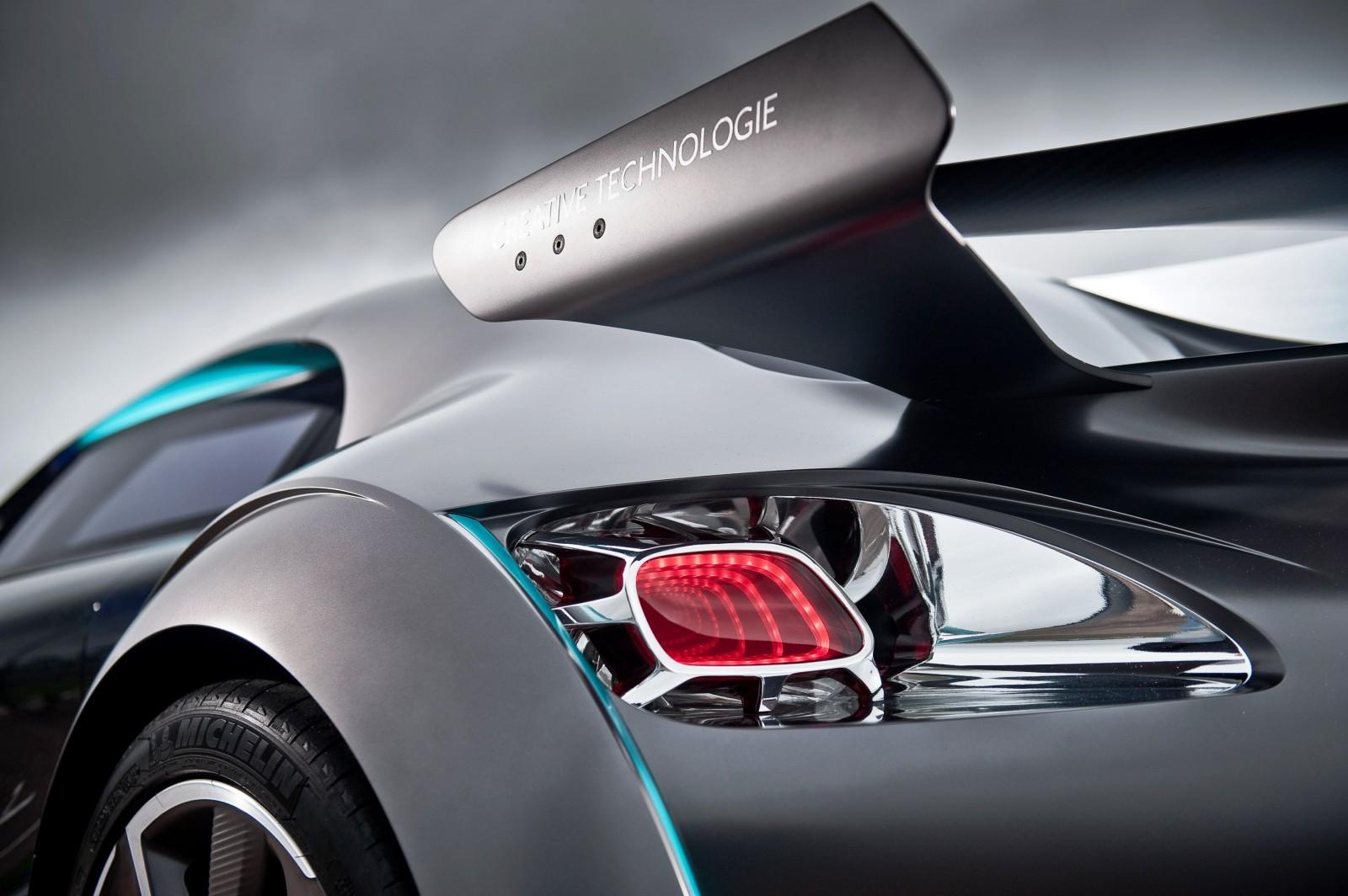 Concept Flashback - 2010 Citroen Survolt 82