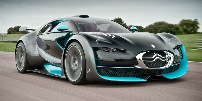Concept Flashback - 2010 Citroen Survolt 86