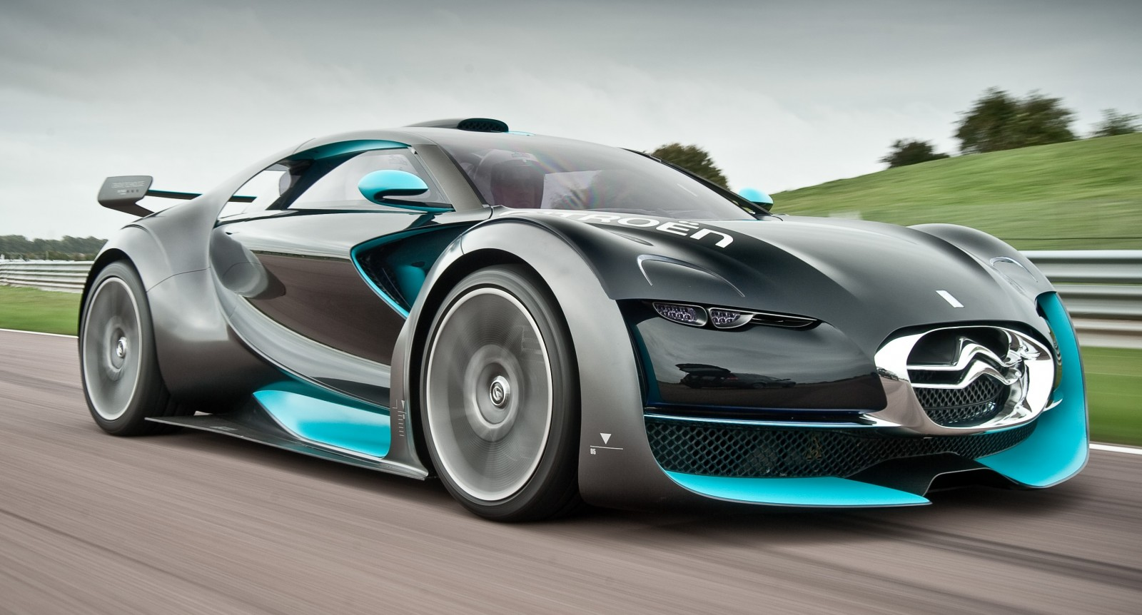 Concept Flashback - 2010 Citroen Survolt 87