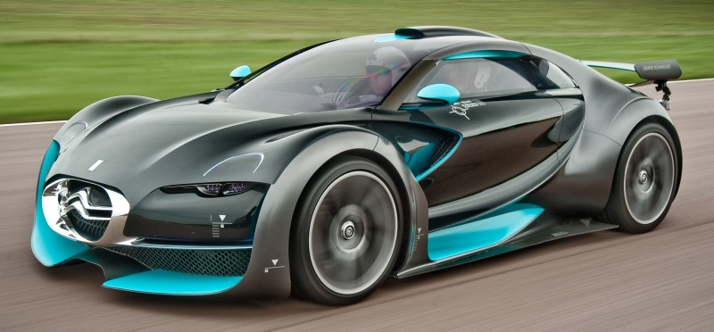 Concept Flashback - 2010 Citroen Survolt 89