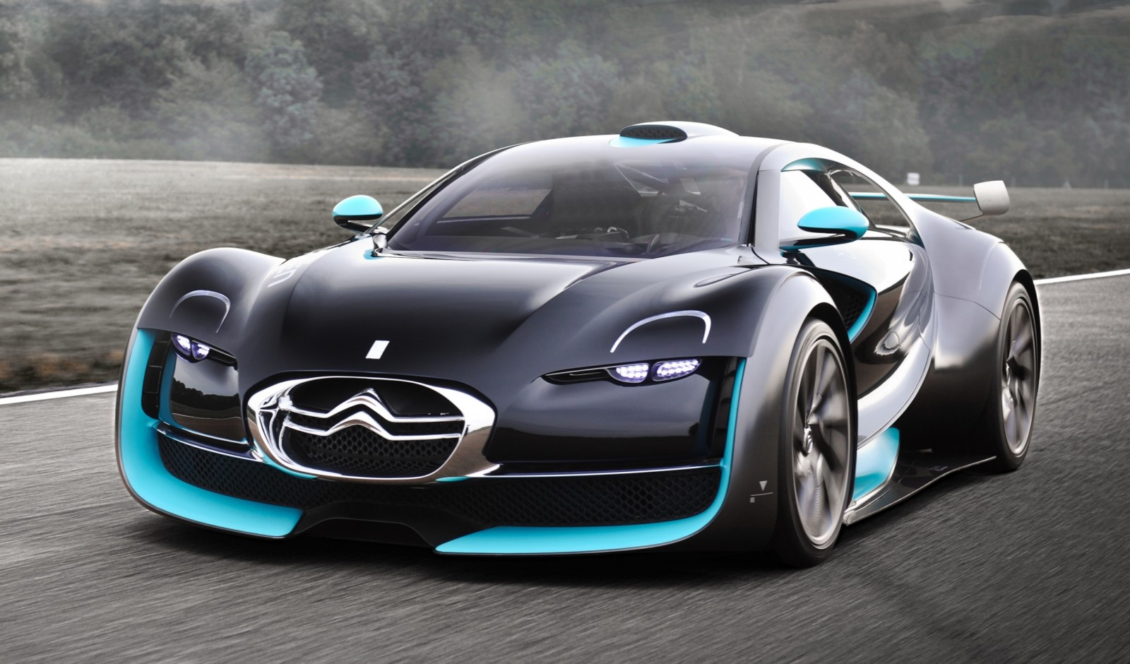 Concept Flashback - 2010 Citroen Survolt 96