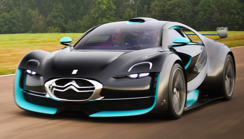 Concept Flashback - 2010 Citroen Survolt 97
