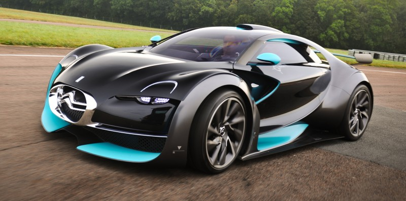 Concept Flashback - 2010 Citroen Survolt 98